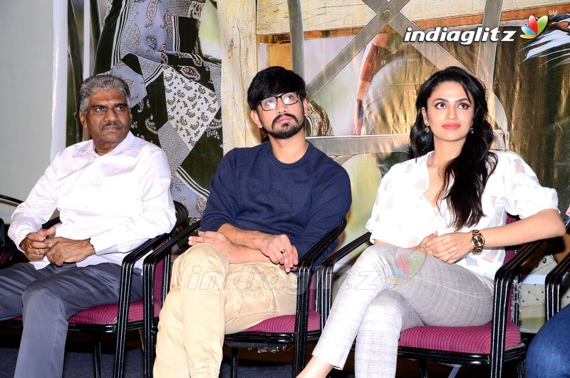'Orey Bujjiga' Press Meet