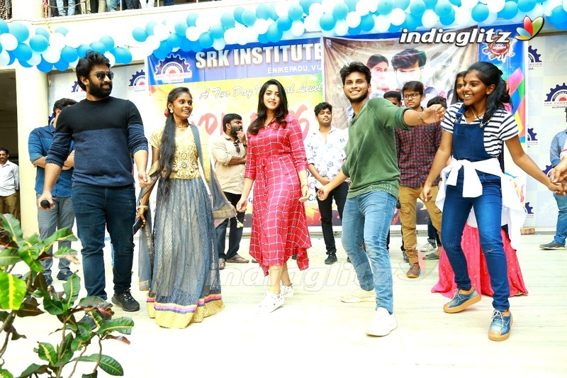 'Palasa 1978' Team Promotions Tour In Vijayawada