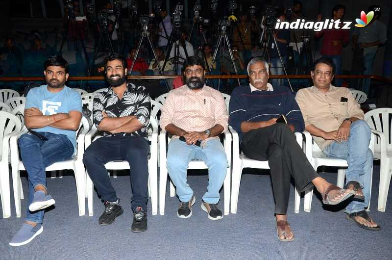 'Palasa 1978' Press Meet