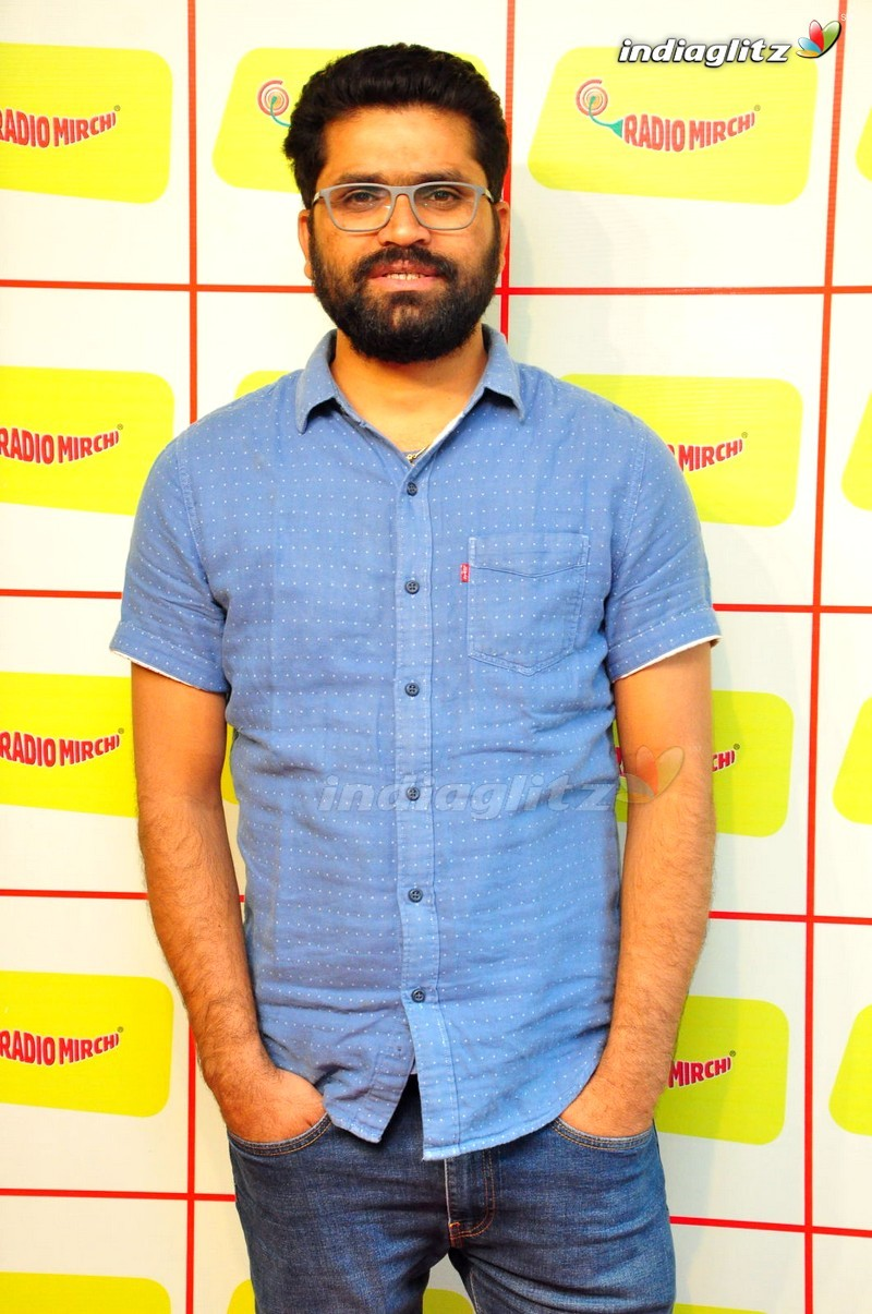 Paper Boy Second Single Song Launch at Radio Mirchi