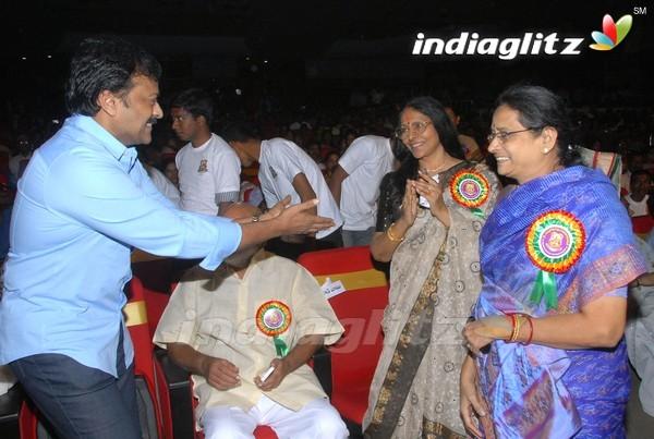 Paruchuri Brothers Felicitated