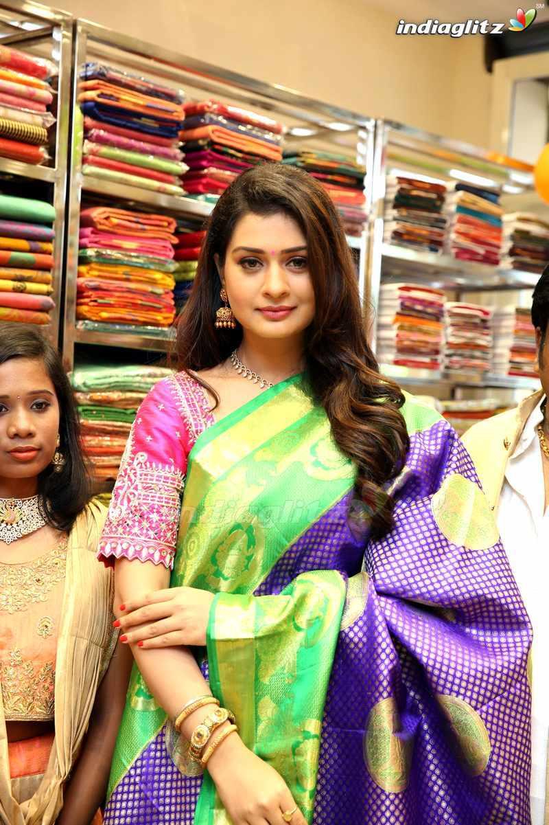 Payal Rajput Launches Kalyan Mahalakshmi Shopping Mall @ Kothapeta
