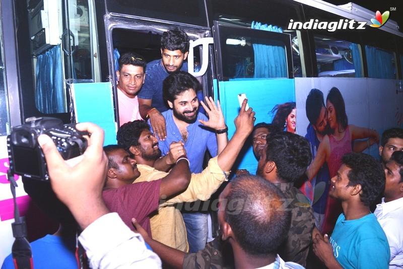 'Pelliki Mundu Prema Katha' Success Tour @ Kakinada