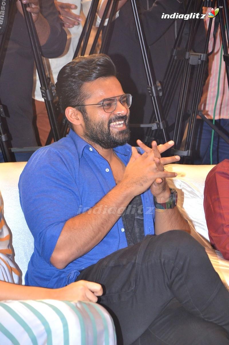 'Pratiroju Pandage' Success Meet