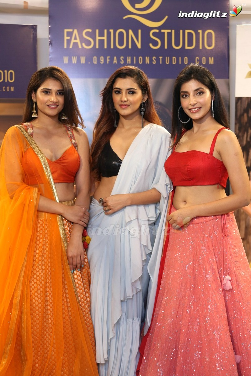 Malavika Sharma, Priya Singh Launches Q9 Fashion Studio