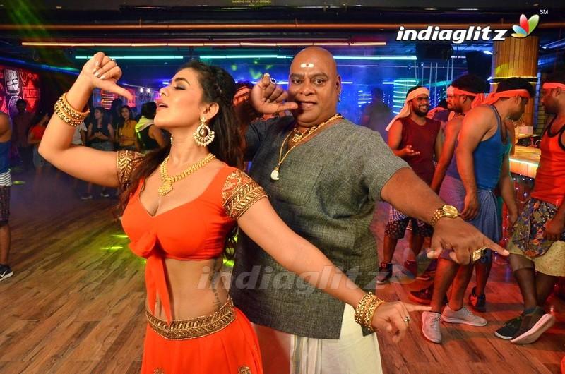 'Raghava Reddy' On Location