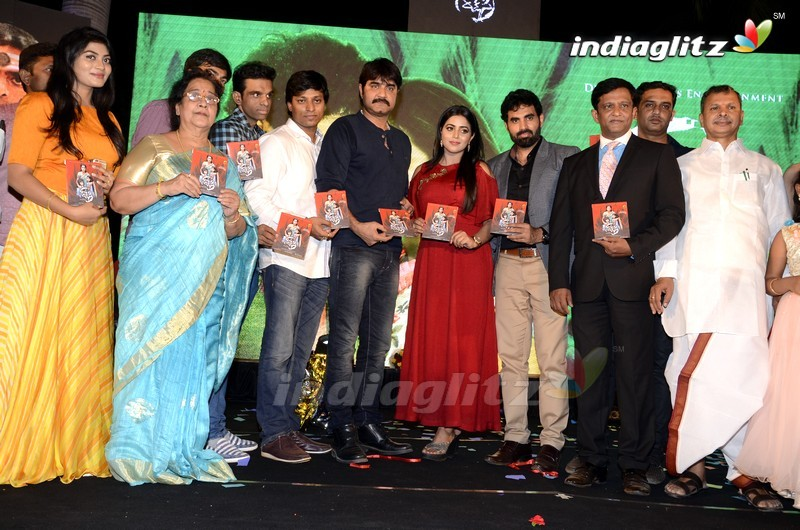 'Rakshasi' Audio Launch