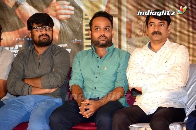 'Rakshasudu' Success Meet