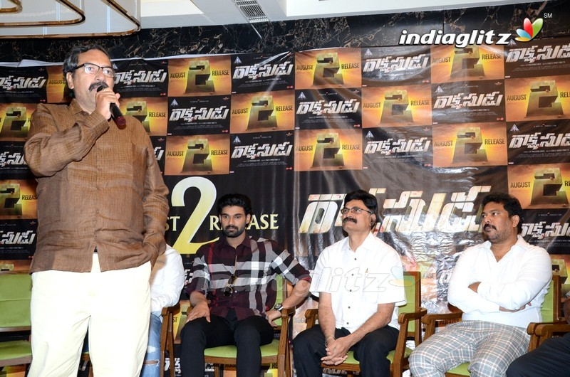 'Rakshasudu' Trailer Launch