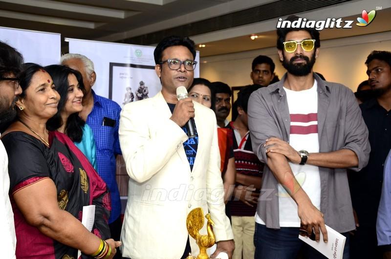 Rana Launches 'Cinema Oka Alchemy' Book