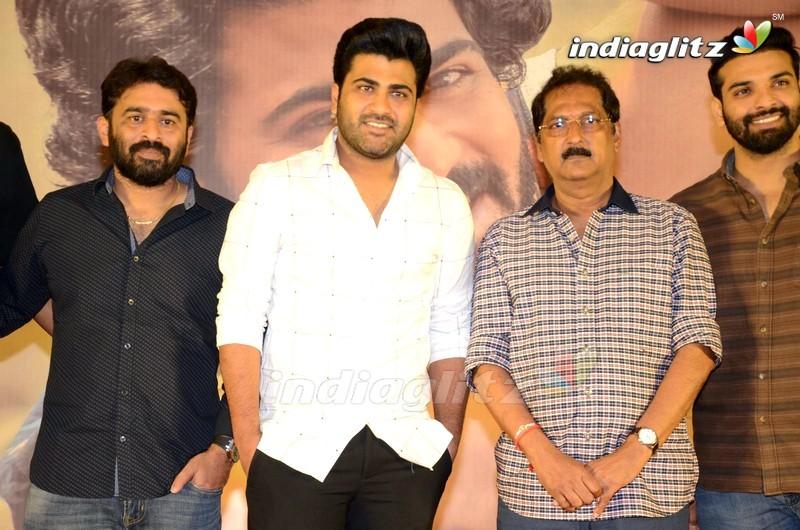 'Ranarangam' Success Meet