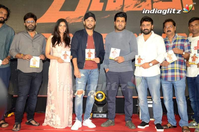 'Ranarangam' Pre Release Event