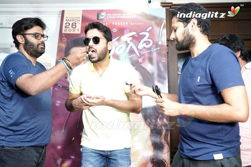 'Rang De' Success Celebrations