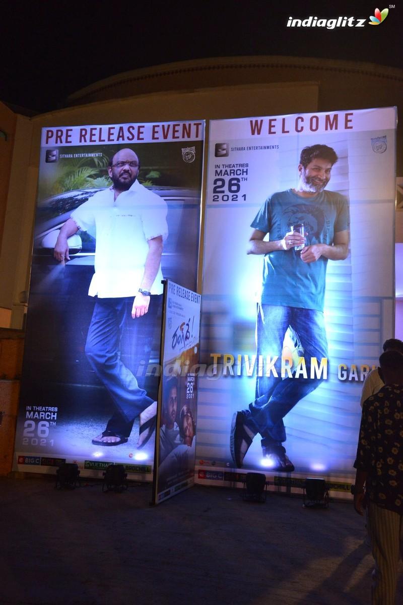 'Rang De' Pre Release