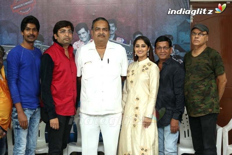 'Rangu Paduddhi' Press Meet