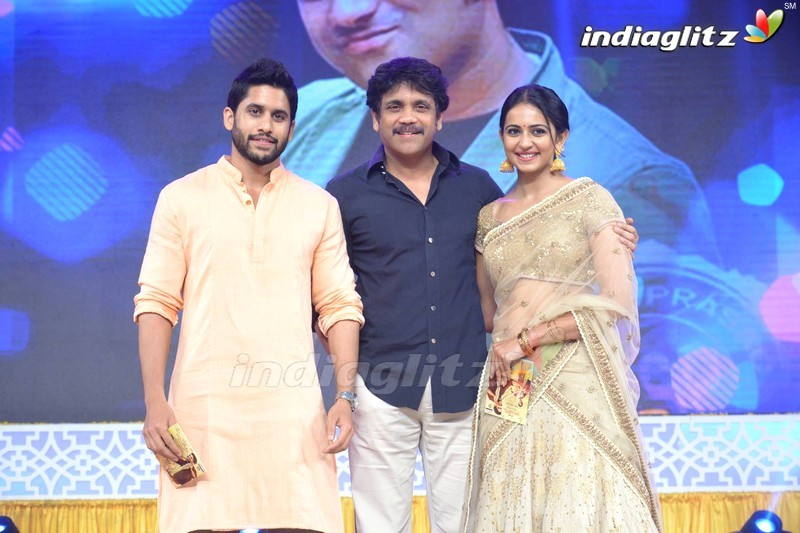 'Rarandoi Veduka Chuddam' Audio Launch