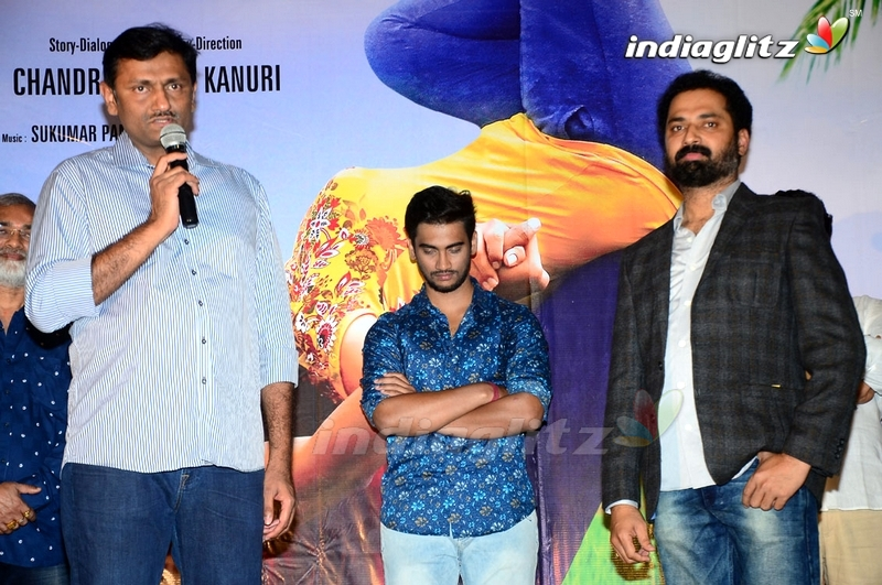 'Ratham' First Look Launch
