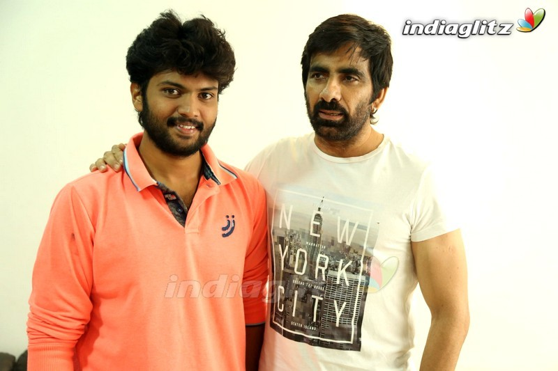 Ravi Teja, Krish Launch 'Prementha Panichese Narayana' Songs
