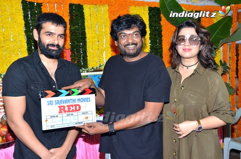 'RED' Movie Launch