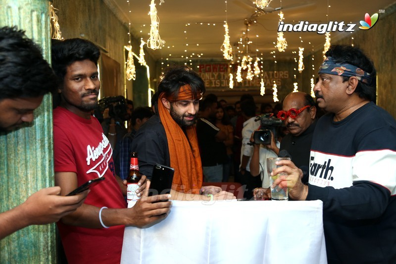 Vodka With RGV - Pre New Year Private Party