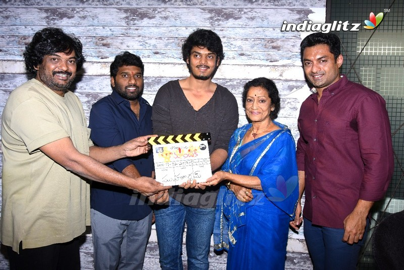 'Romantic' Movie Launch