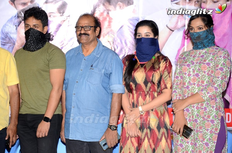 'Romantic Criminals' Press Meet