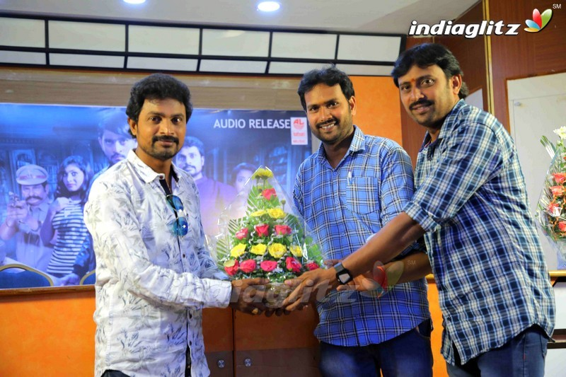 'Roshini c/o Thurupu Gadi' Audio Launch