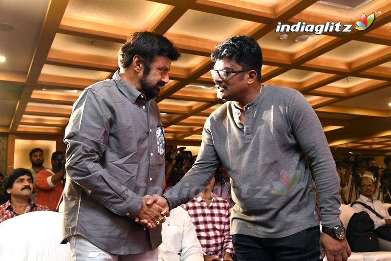 'Ruler' Success Meet