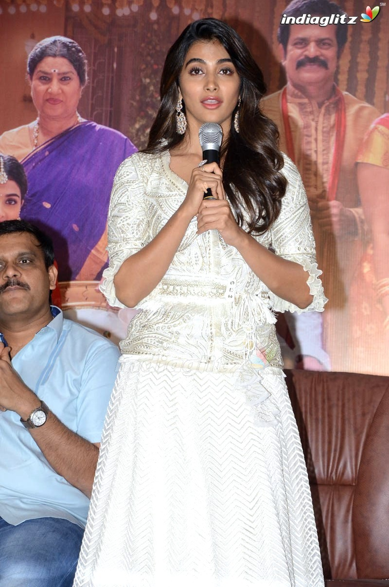 'Saakshyam' Success Meet