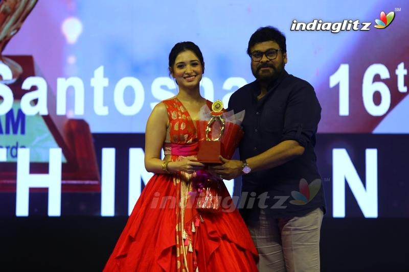 Santosham South Indian Film Awards 2018