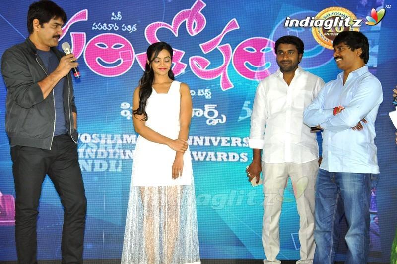 Santosham South India Film Awards 2018 Curtain Raiser