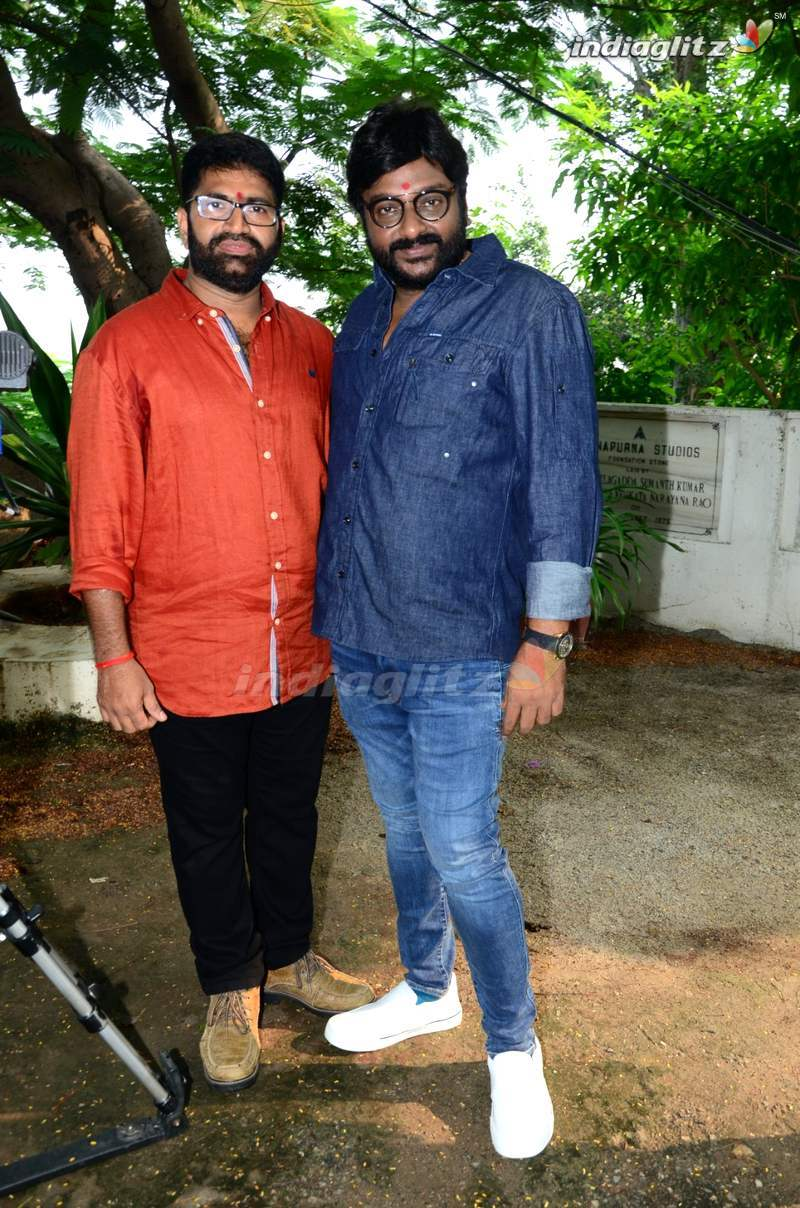 VV Vinayak's 'Seenaiah' Movie Launch