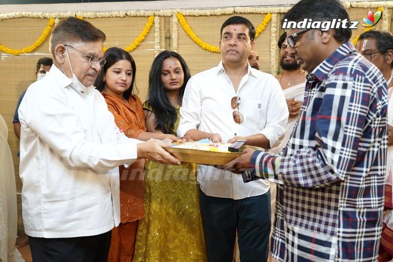 Samantha - Gunasekhar's 'Shakunthalam' Launched
