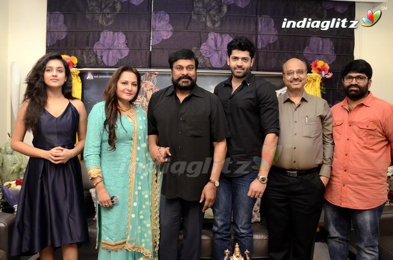 Megastar Launches 'Sharaba' Firstlook