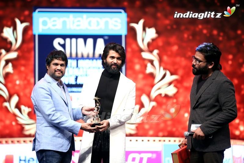 Celebs @ SIIMA Awards 2019 (Set-02)