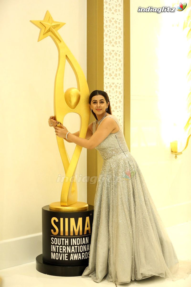 Events - SIIMA Awards Red Carpet 2018 @ Dubai Movie Launch and Press