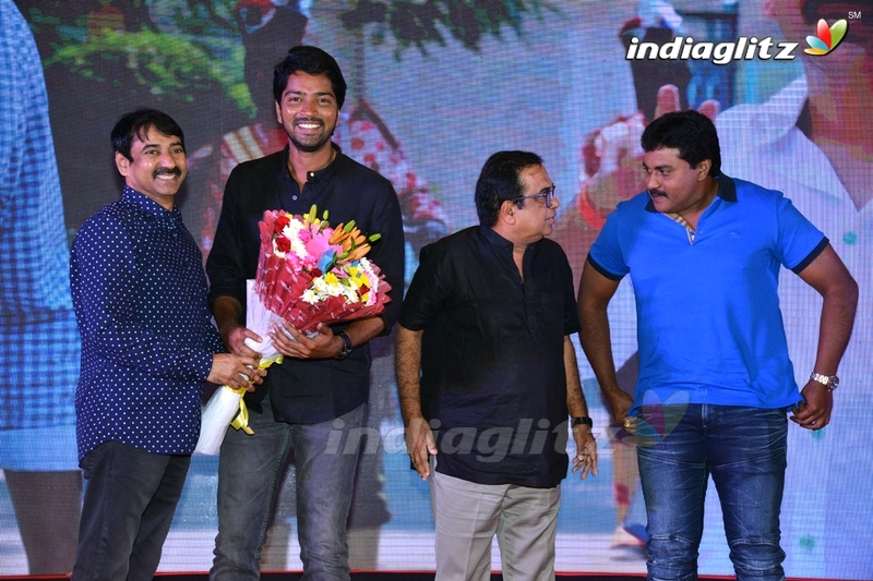 'Silly Fellows' Pre Release Function