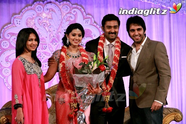 Eventssneha Prasanna Wedding Reception