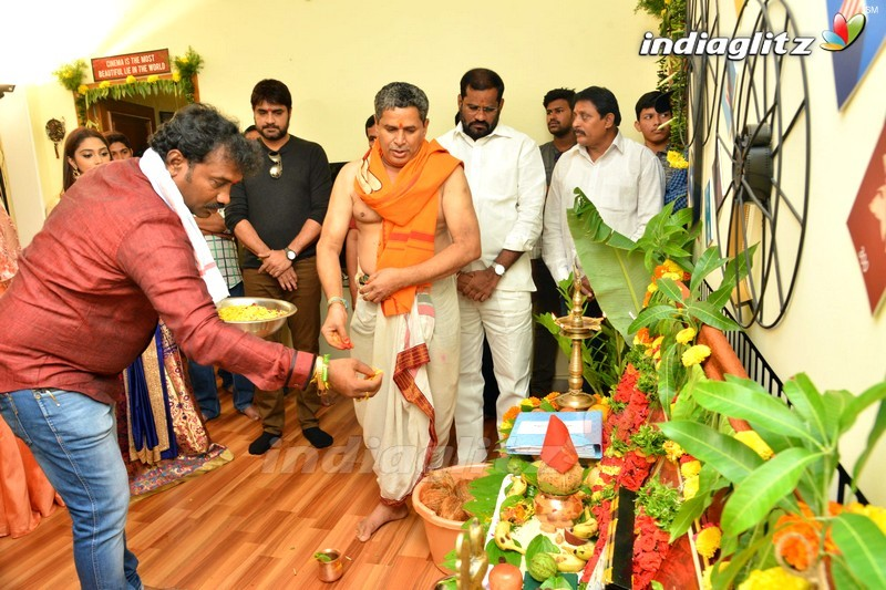 Srikanth 'KothalaRayudu' Opening