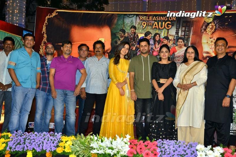 'Srinivasa Kalyanam' Pre Release Function