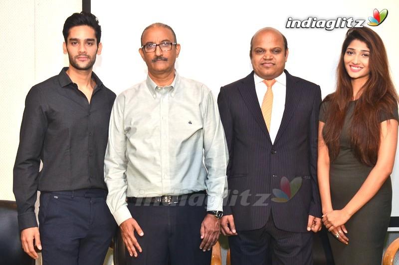 Stone Media Films & North Star Entertainment Press Meet