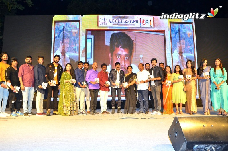 'Student Of The Year' Audio Launch