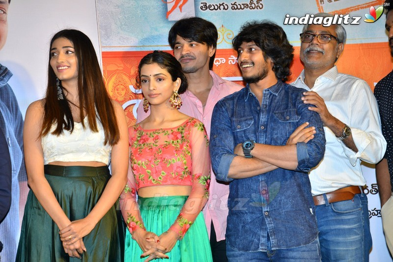 'Subhalekhalu' Pre Release Event