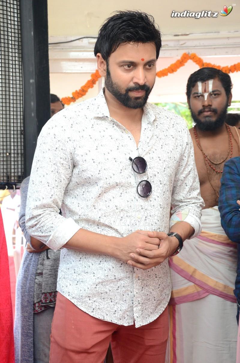 'Subrahmanyapuram' Movie Launch