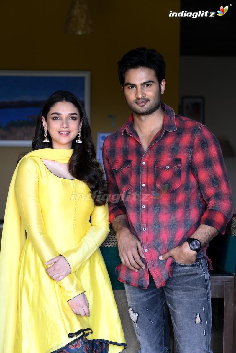 2 18 Sudheer Babu Indraganti Film Launched