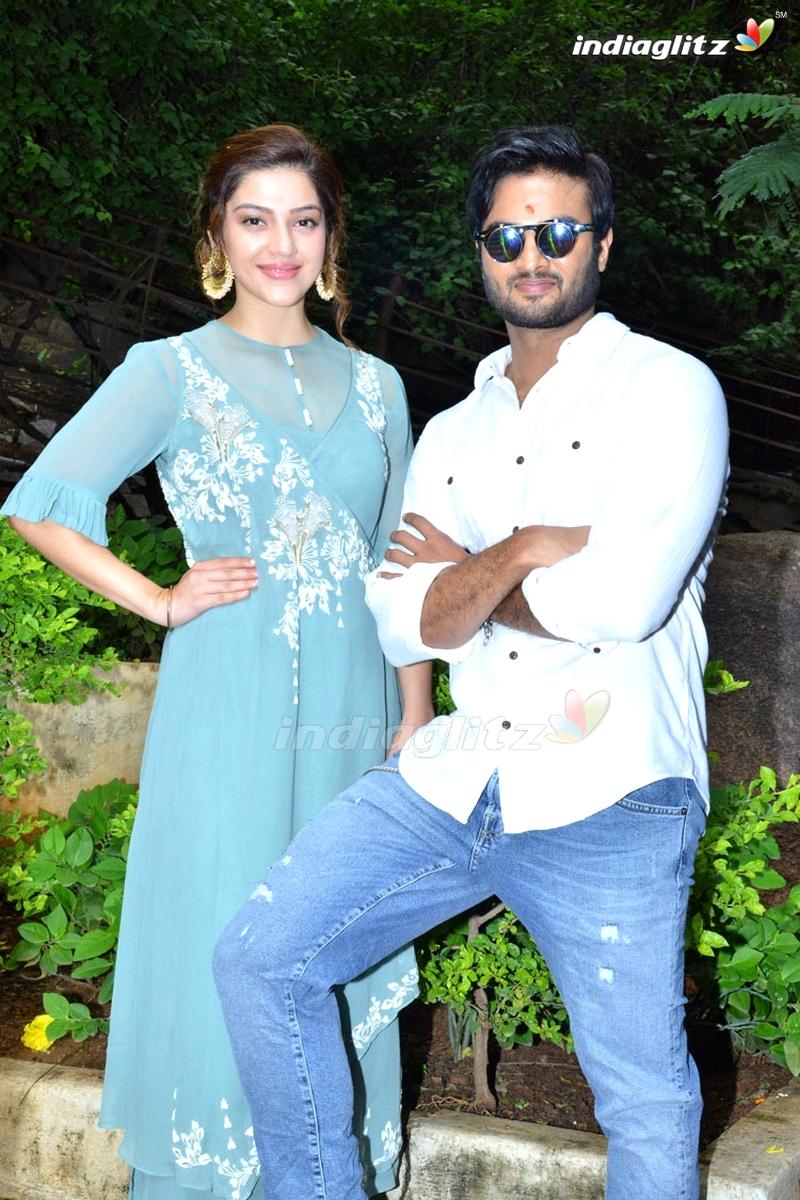 Sudheer Babu & Rizwan Entertainment Movie Launch