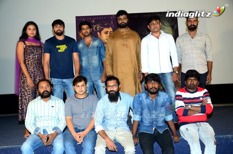 'Suicide Club' Show Press Meet