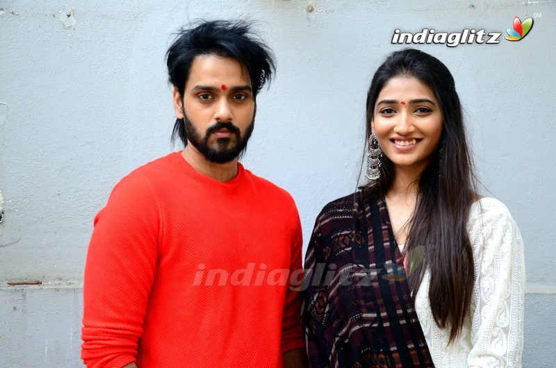 Sumanth Ashwin New Movie Launch
