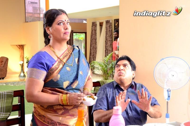 'Sundarangudu' On Location, Press Meet