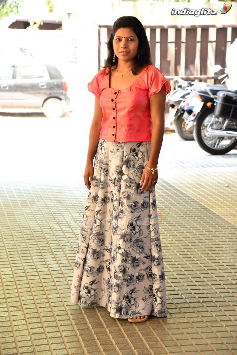 'Suvarna Sundari' Movie Press Meet